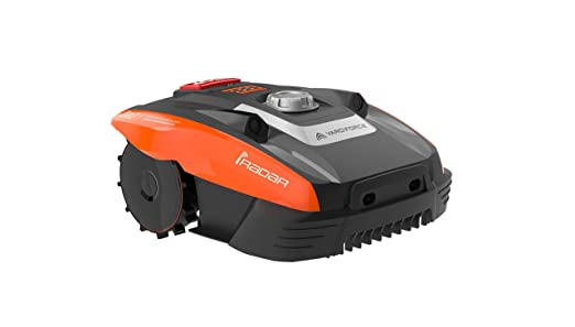 Robot cortacésped Yard Force Compact 400Ri hasta 400 m² ...