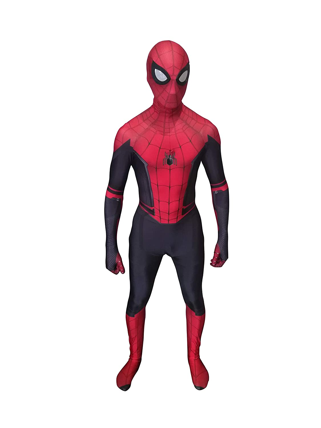 8328d5ef Amazon.com: CosplayLife Spider-Man Cosplay Costume Homecoming Avengers Far  from Home Iron Spider Man: Clothing