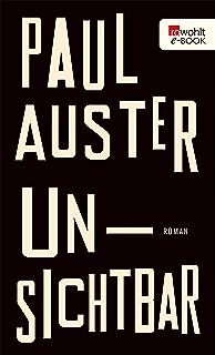 Unsichtbar (German Edition)