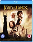 Lord Of The Rings - The Two Towers [Edizione: Regno Unito] [Blu-ray] [Import anglais]