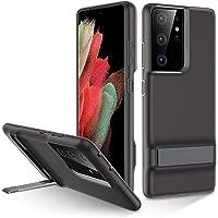 ESR Metal Kickstand Galaxy S21 Case (Black)