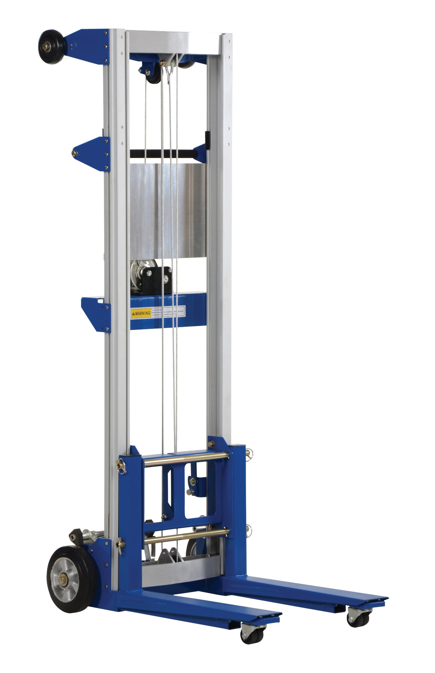 Vestil A-LIFT-R-HP Fixed Straddle Hand Winch Lift