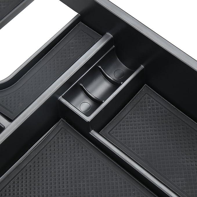 Custom Fit Cup Holder Door Center Console Anti Slip Liner Mat Protector Accessories for 2015 2016 2017 2018 Subaru Forester AutofitPro 4350411609