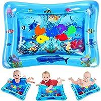 VATOS vattenmatta baby, baby leksaker 3 6 9 månader, baby golvmatta är perfekt sensorisk leksak för baby tidig…