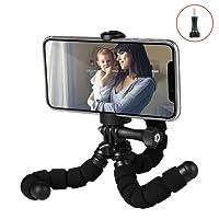 Fotopro - RM-95 - Mini trépied Flexible avec Support pour Smartphone - Noir