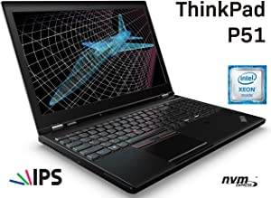 "Lenovo ThinkPad P51: 15.6"" IPS 