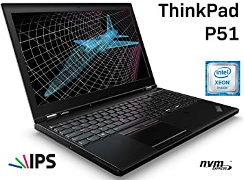 Amazon com: Lenovo ThinkPad P51: 15 6