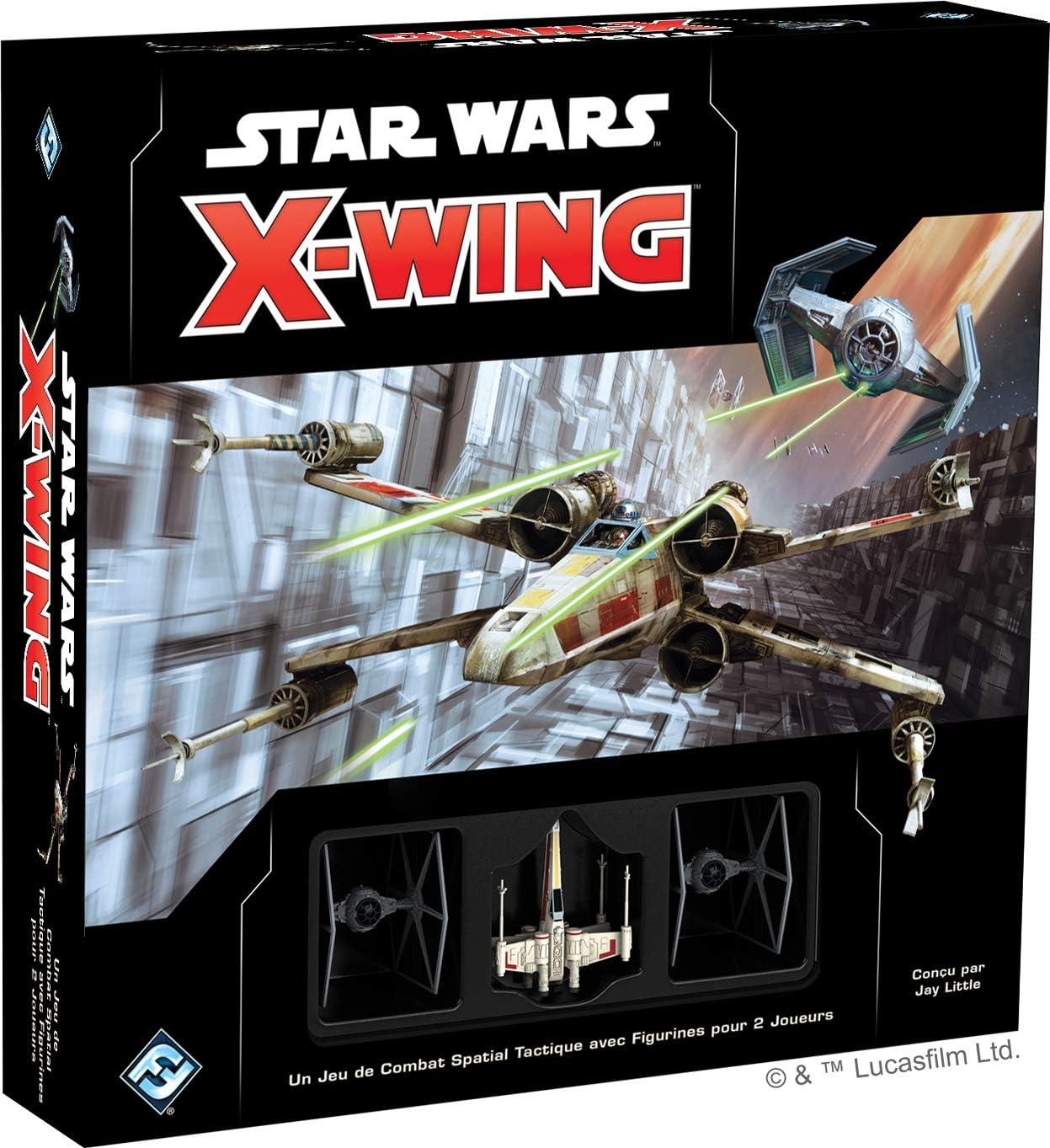 FFGSWZ01 Jeu De Figurines Asmodee Star Wars X-Wing 2.0