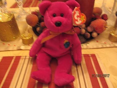 Amazon.com   Rare MILLENNIUM Beanie Baby with RareTag Errors ad8aa2fb8ee3