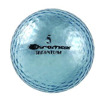 Chromax High Visibility M1x Golf Balls
