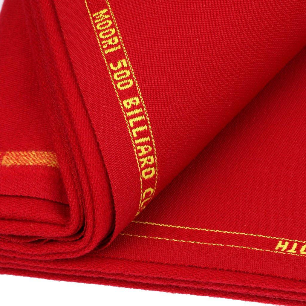 SHIPS FAST! 8/' Wine ProLine Classic TEFLON Billiard Pool Table Cloth Felt