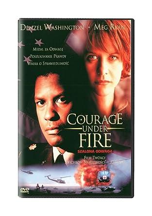 Courage Under Fire DVD Region 2 IMPORT No hay versión española: Amazon.es: Denzel Washington, Meg Ryan, Lou Diamond Phillips, Michael Moriarty, Matt Damon, Bronson Pinchot, Regina Taylor, Zeljko Ivanek, Scott Glenn, Tim