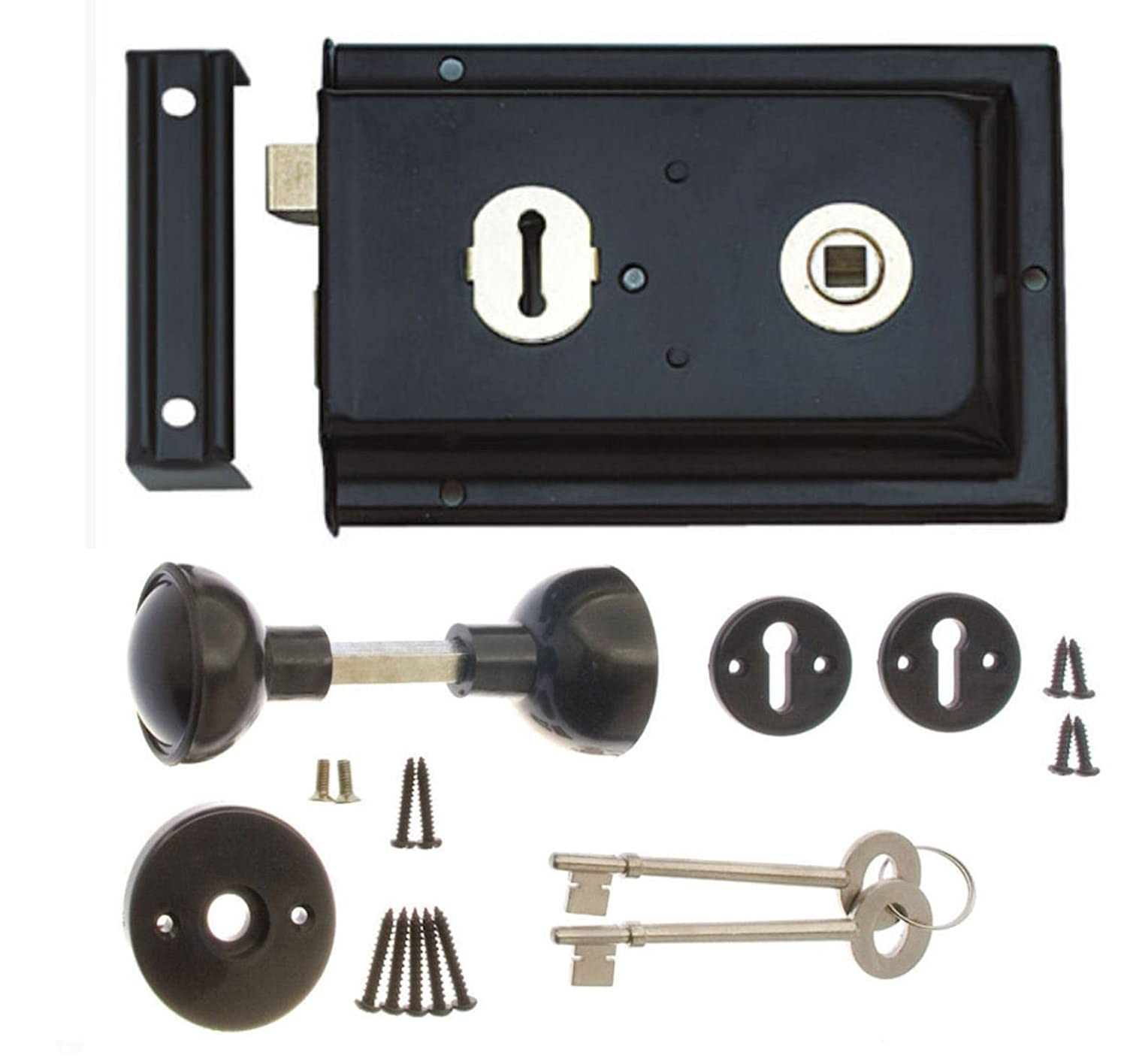 stile sliding lock gate loktonic bolt narrow shed federal door dead sheds van hook designs locks fd