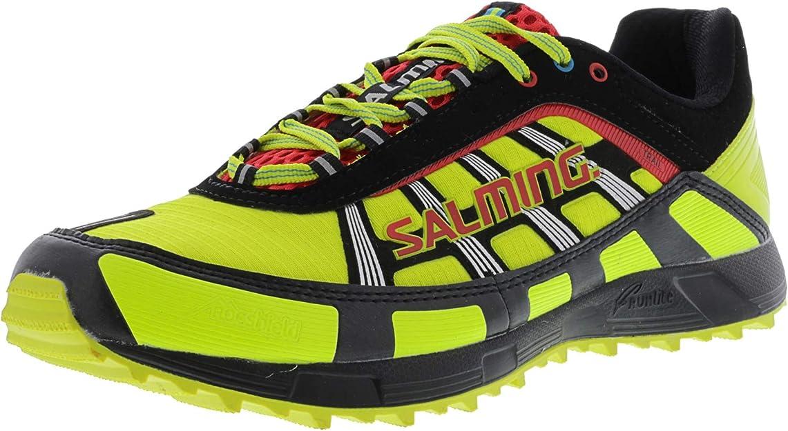 Salming Trail T4 Mens Running Shoes Black
