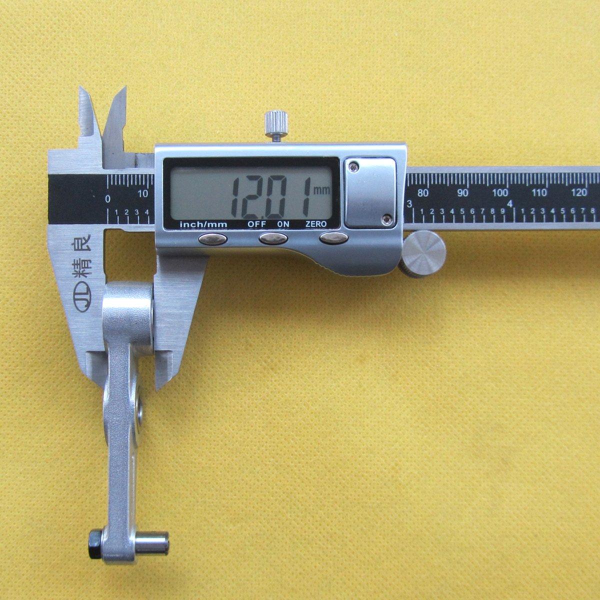 KUNPENG - # KP-RS-G-004 1piezas necesita palanca de accionamiento de barra para TAJIMA Máquina de bordar: Amazon.es: Hogar