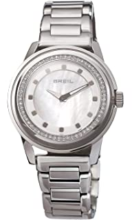 Breil Watch, Womens Orchestra Stainless Steel Bracelet TW1006