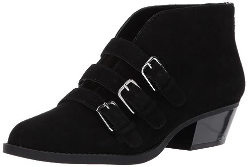 Nine West25029465 - Keith Suede para Mujer, Beige (Negro GamuzaBlack Suede), 7.5 B(M) US: Amazon.es: Zapatos y complementos