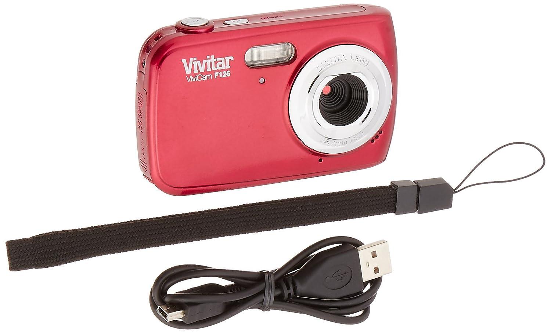 Vivitar Vivicam F126 - Cá mara de Fotos Digital de 14 Mpx VF126