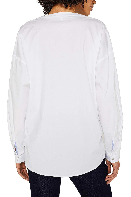 ESPRIT dam blus White (White 100)