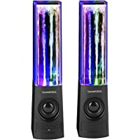 SoundSOUL Bluetooth Dancing Water LED Wireless Fountain Speakers