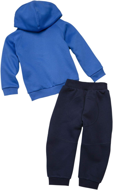 PUMA Baby Jogginganzug-Set mit Kapuze