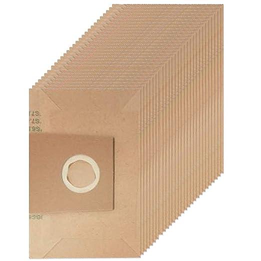 Spares2go - Bolsas de polvo tipo H para aspiradora Siemens ...
