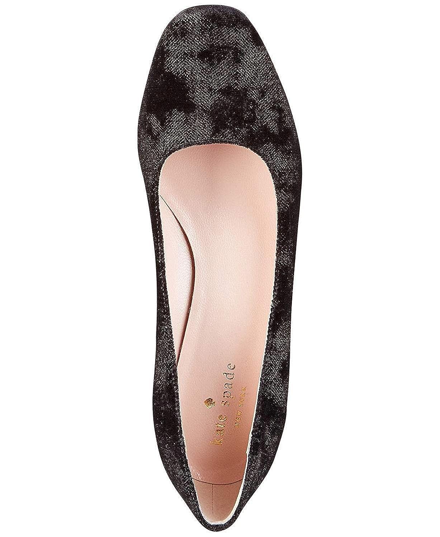 5eeb2cbdc2e Amazon.com  Kate Spade New York Dolores Too Block-Heel Pumps  Shoes