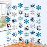 Disney Frozen - Decorazioni a girandola - Decorazione da Soffitto - Room Decoration