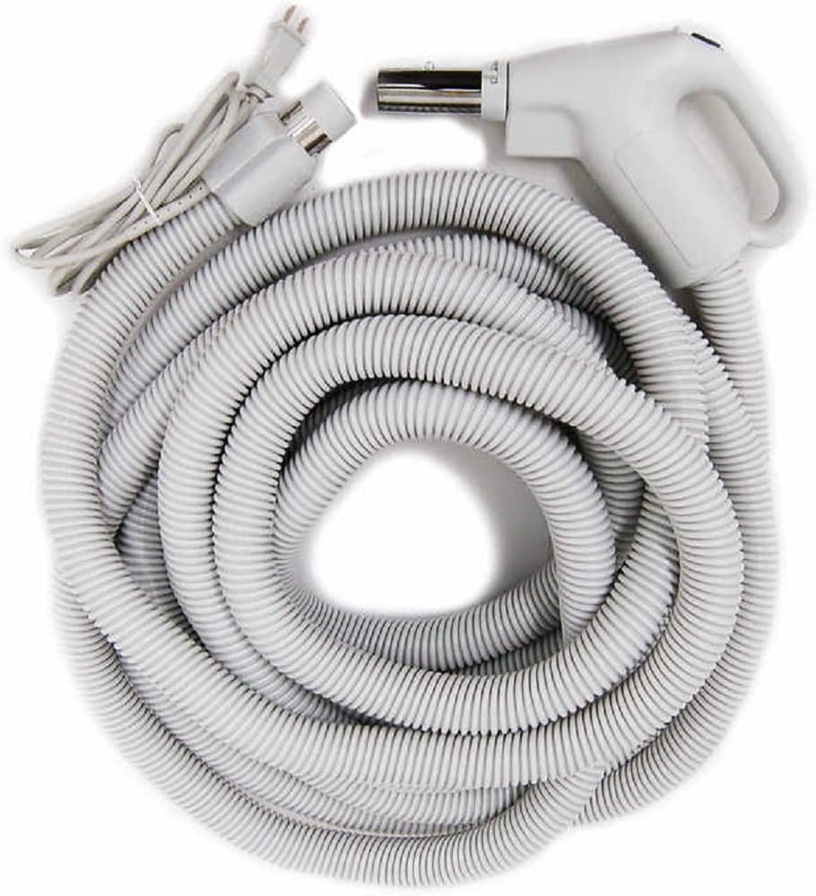 Electric Husky Central Vacuum Hose 10 6 M 35 Ft Vacuum Hoses Home