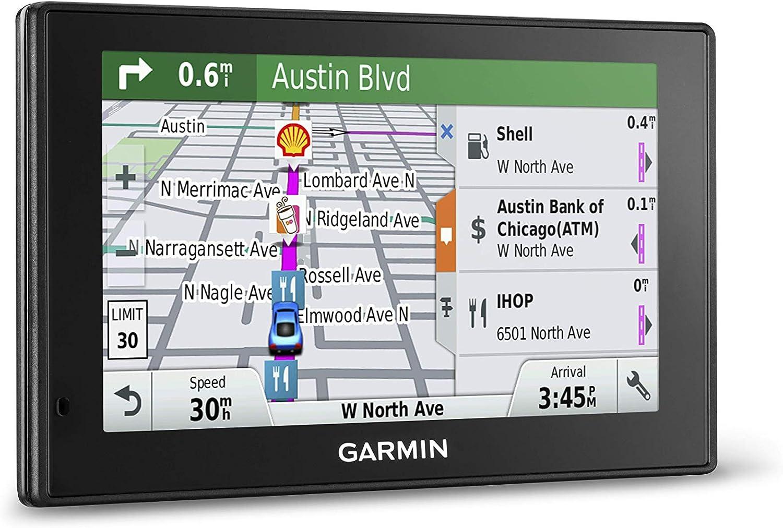 Garmin Drive Smart 51 Lmt S Eu Navigationsgerät Europa Karte Lebenslang Kartenupdates Und Verkehrsinfos Smart Notifications 5 Zoll 12 7 Cm Touchdisplay 010 01680 12 Navigation