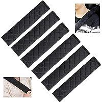 NEPAK 6 Piezas almohadillas protectoras para cinturón