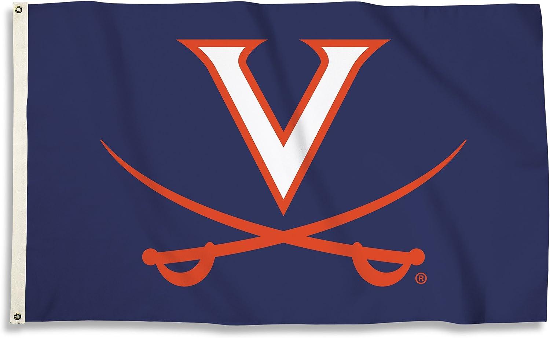 Flag with Grommets BSI NCAA Unisex 3 Ft X 5 Ft