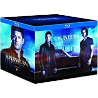 Supernatural: Season 1-13 [Blu-ray]
