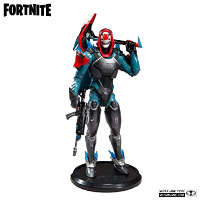 McFarlane Toys Fortnite Vendetta Premium Action Figure: Toys & Games