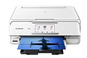 Canon TS8120 Impresora inalámbrica Todo en uno con escáner y ...