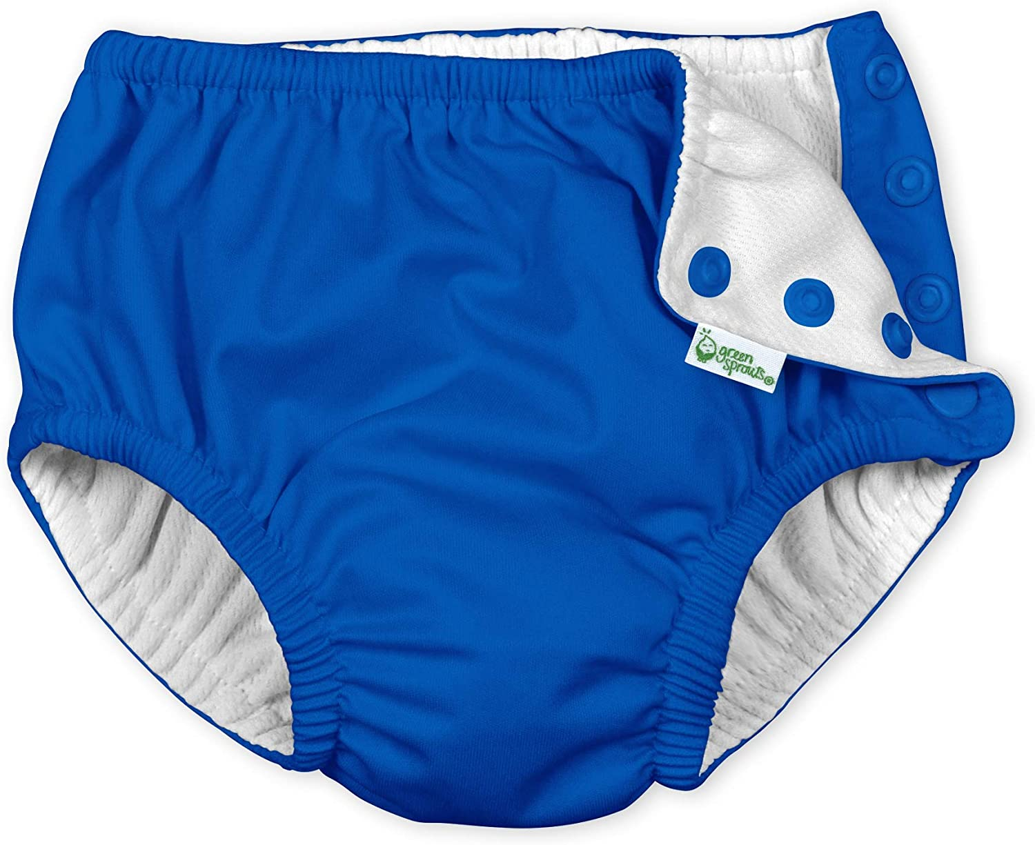 Snap Reusable Swim Diaper UPF 50+ protection No other diaper necessary i play