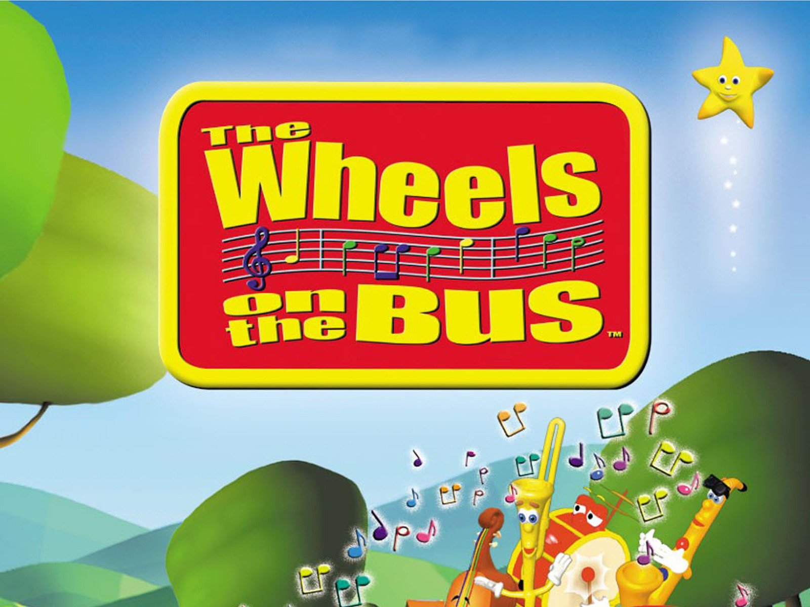 The Wheels on the Bus on Amazon Prime Video UK