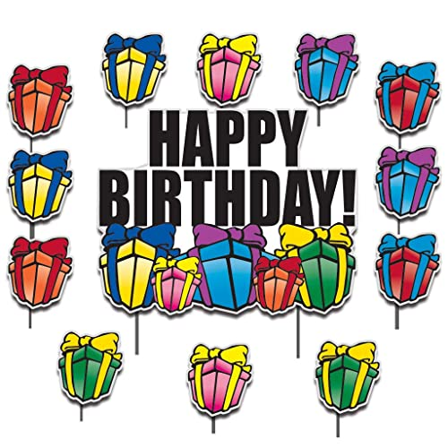 happy birthday signs amazon com