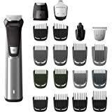 Philips Norelco MG7750/49 Multigroom Series 7000, Men's Grooming Kit with Trimmer for Beard, Head, Body, and Face - No Blade