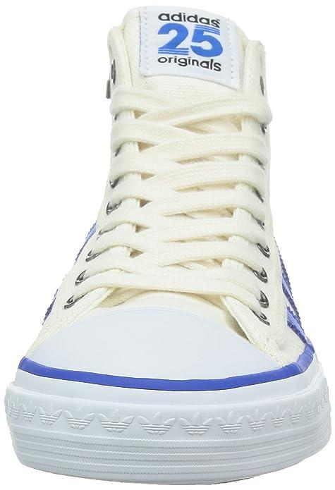 buy online bb44c d62dd adidas Originals Men s Shooting Star Hi NIGO White and Blue Gore-Tex  Sneakers - 6 UK  Buy Online at Low Prices in India - Amazon.in