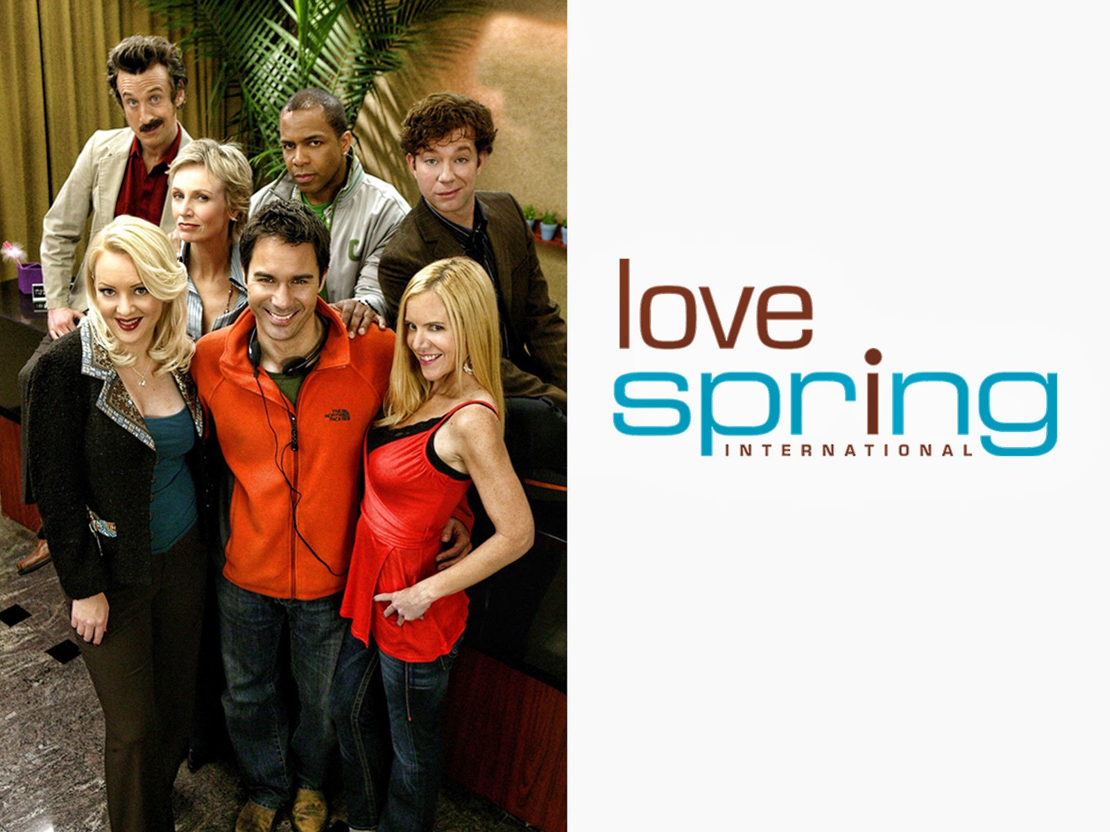 Lovespring International on Amazon Prime Video UK