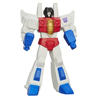 Transformers Prime Titan Warrior Starscream Figure - 6 Inch: Toys & Games