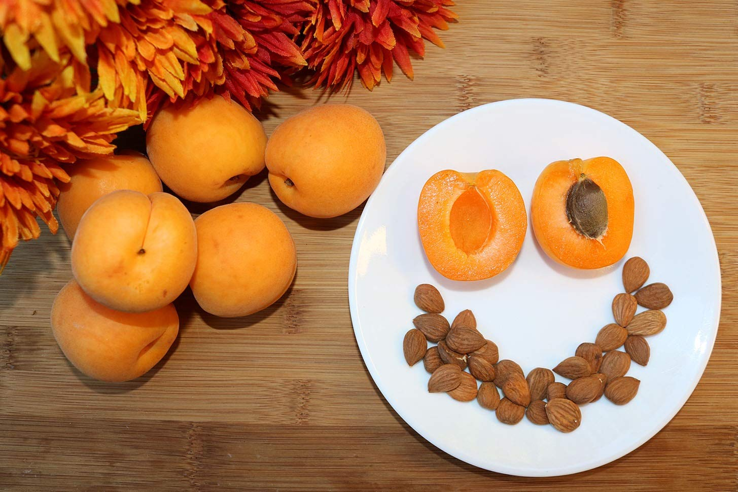 Fresh Bitter Raw Apricot Seeds | 100% Natural | 2LB Bag ... by Nutriseeds (Image #3)