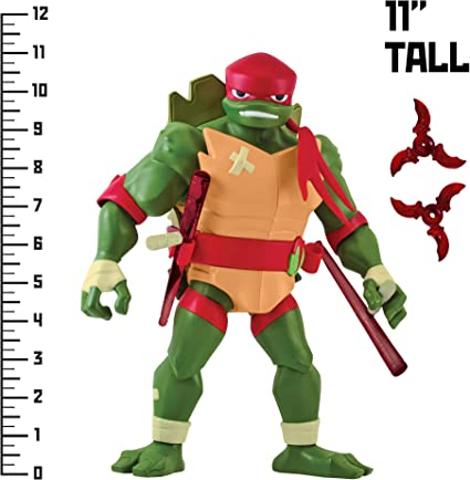 Rise of the Teenage Mutant Ninja Turtle Raphael Giant Figure