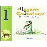 El lagarto Celestino: Juega con la l (Castellano - A Partir De 3 Años - Libros Didácticos - El Zoo De Las Letras)