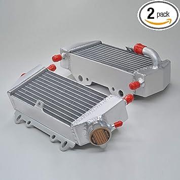 Radiator for Kawasaki KX125 KX250 1994-2002 1995 1996 1997 1998 99 00