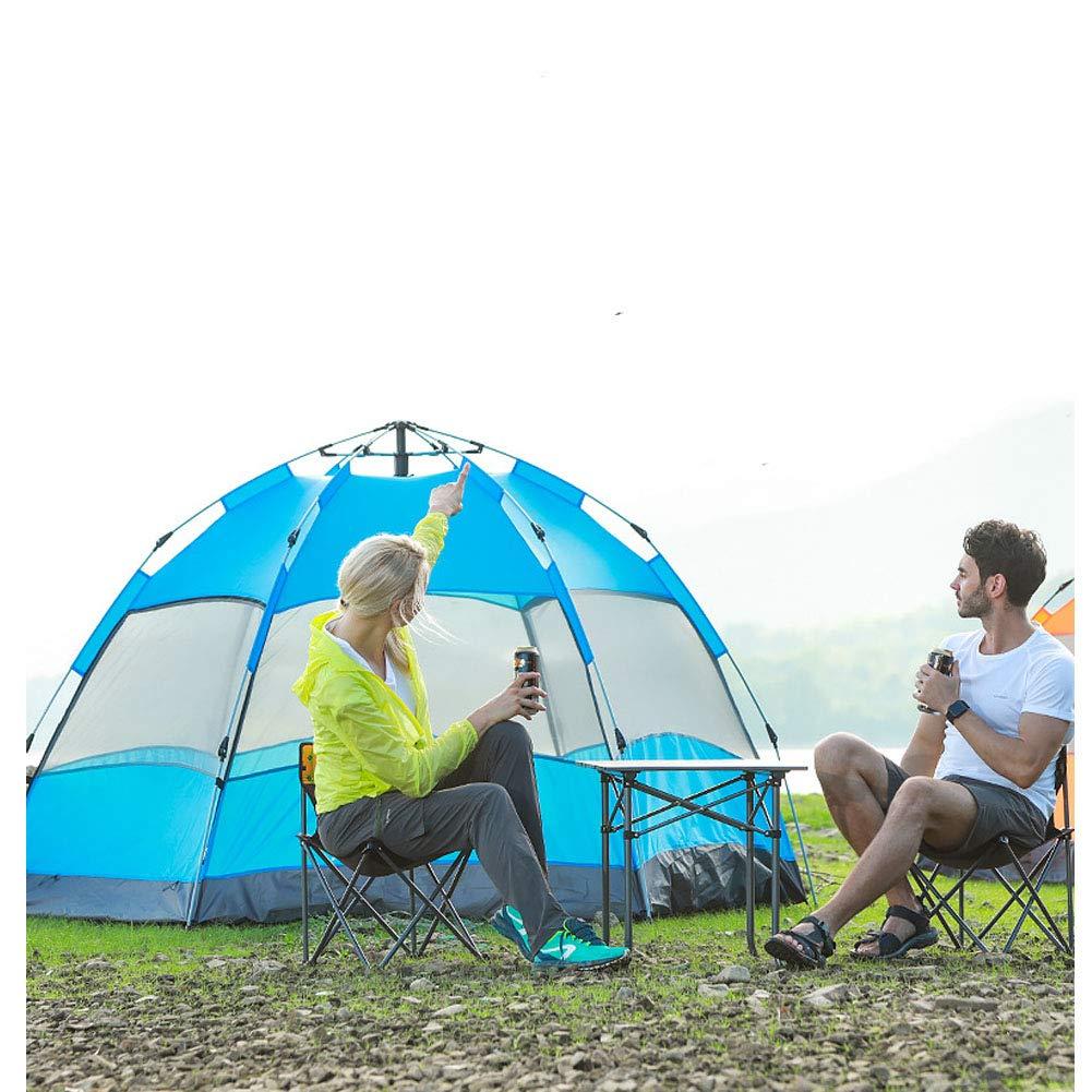 SELCNG Selccng Automatisches Zelt für den Außenbereich, Doppelsechskant