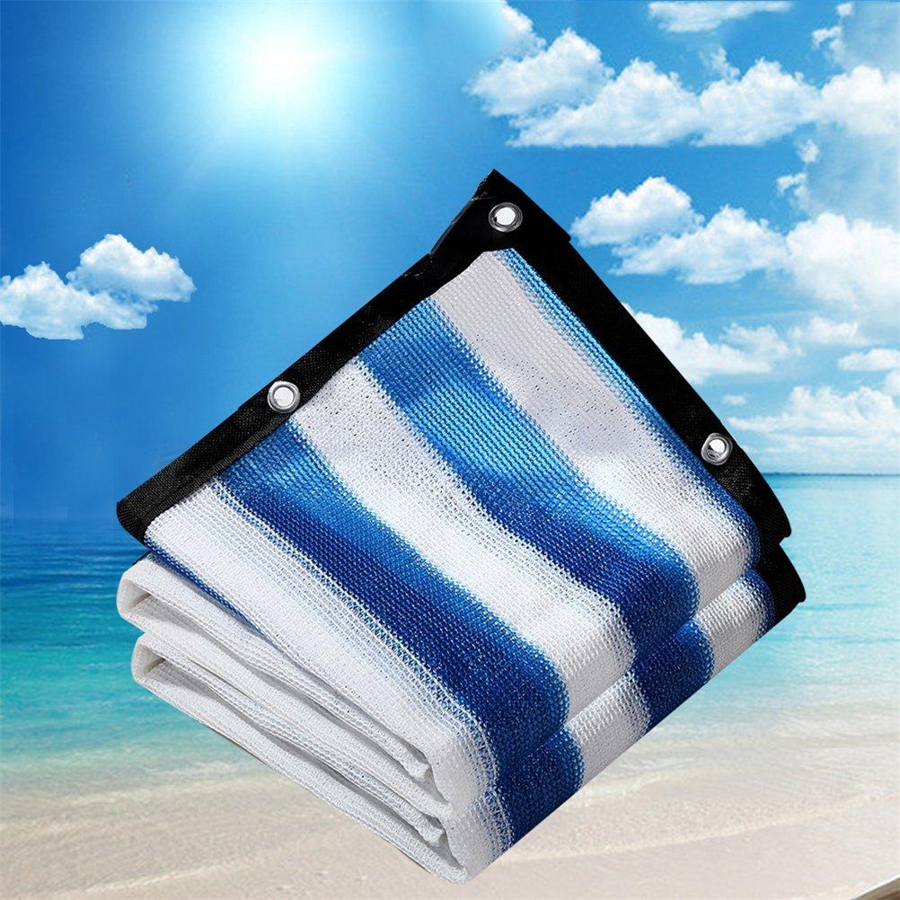 GFYWZ Sunblock Shade Cloth, Cut Edge Resistente A Los Rayos UV Sun Mesh Shade Netting para El Jardí n De La Cubierta Vegetal,2M*2M Cut Edge Resistente A Los Rayos UV Sun Mesh Shade Netting para El Jardín De La Cubierta Vegetal 94221