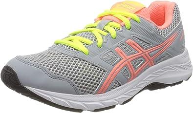 ASICS Contend 5 GS 1014a049024, Zapatillas de Running Unisex niños: Amazon.es: Zapatos y complementos