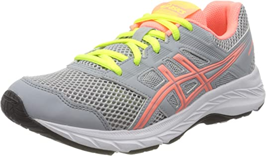 ASICS Contend 5 GS 1014a049024, Zapatillas de Running Unisex ...